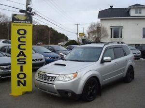 2011 Subaru Forester 2.5 XT Limited TURBO