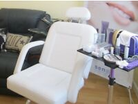 Beauty / Spa / Massage / Threading Chair for Sale