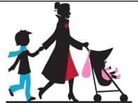 Child-minder/nanny/babysitter needed!!!
