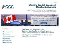 Working Capital  and Loans for Small Businesses