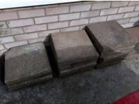 20 Concrete paving slabs patio path