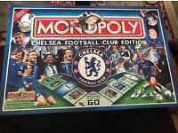 Monopoly Chelsea football club edition