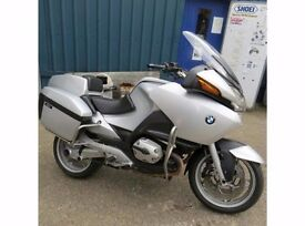 BMW R1200RT EX POLICE MOTORCYCLE - WE BUY USED BIKES UPTO 10 YEARS OLD