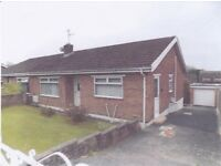 Three Bedroom Semi Detached Bungalow