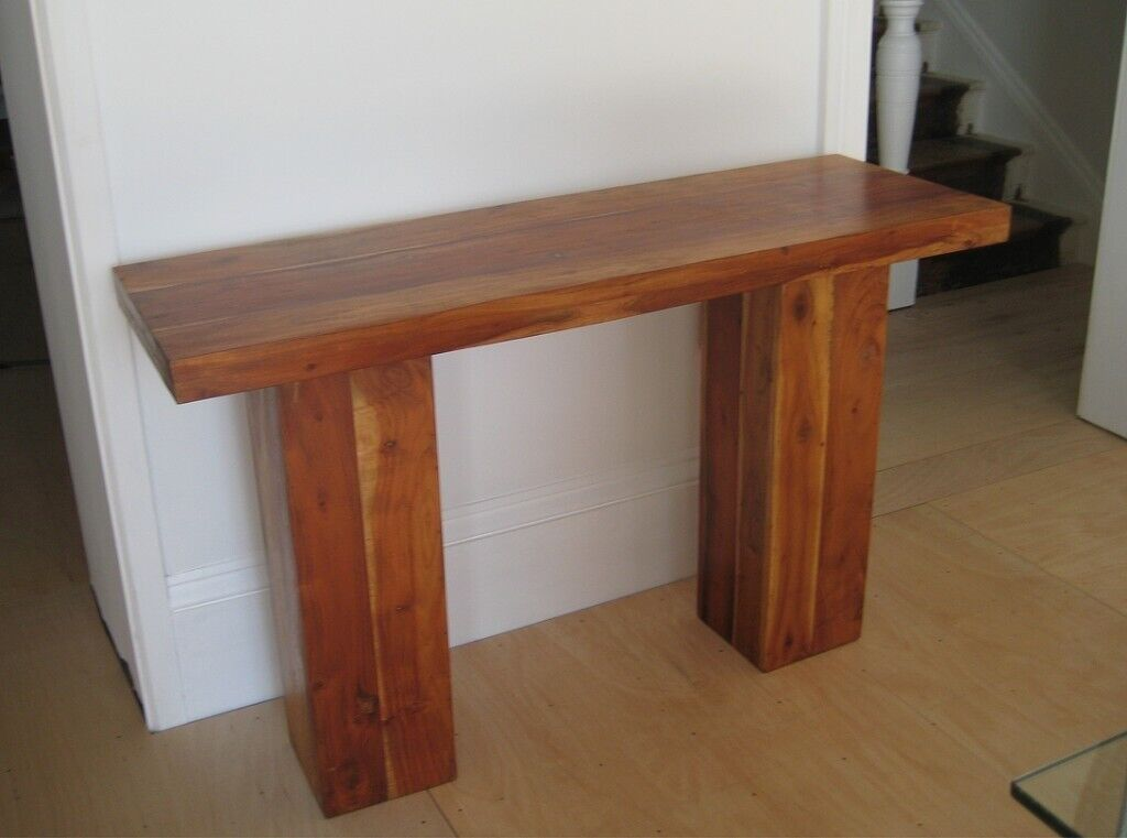 new arrival 24810 c95c8 Mango Wood Console Table (2 available) | in Newquay, Cornwall | Gumtree