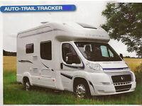 Autotrail Tracker EKS SE 4berth Motorhome