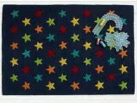 Beautiful quality star rug