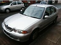 Silver MG ZS Low mileage