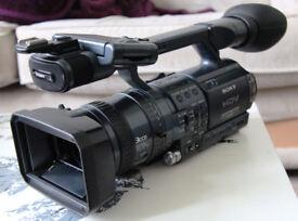 Sony HDR FX-1 MiniDv HDV Pro camcorder