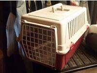 Cat transport basket