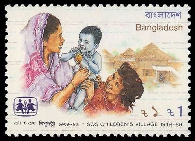 "BANGLADESH 331 (SG331) - SOS Children's Village ""Child Survival"" (pa67916)"