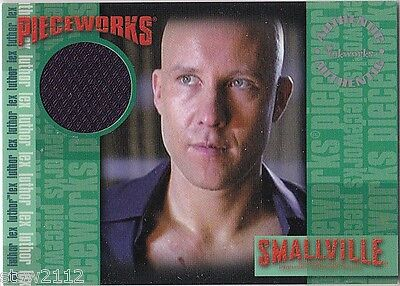 SMALLVILLE SEASON 4 PW1 MICHAEL ROSENBAUM LEX LUTHOR COSTUME PIECEWORKS SHIRT