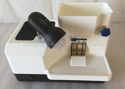 New Three Wheels Optical Lens Hand Edger Manual Lens Grinder Ly-316