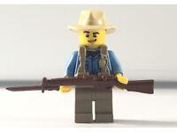 LEGO 4 NEW ARMY MEN SWAT TEAM WORLD WAR 1 2 FIGURES FLESH HEADS STRETCHER MORE