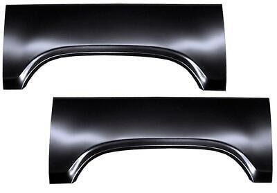 81-93 Dodge Ram Upper Rear Wheel Arch Section PAIR