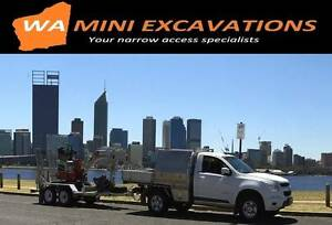 Mini Excavator Services from $70 per hr Rockingham Rockingham Area Preview