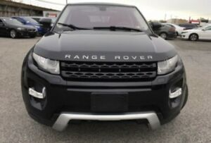 Used 2013 Land Rover Range Rover Evoque Dynamic 4-Door