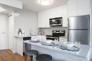 Fully renovated studio suites downtown!