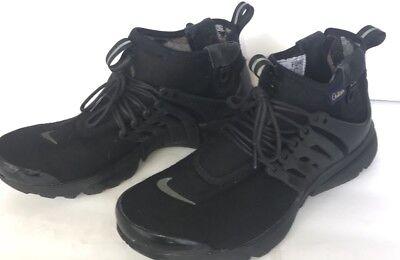 NIKE AIR PRESTO x PENDLETON ID NIKEiD BLACK /BLACK US/8 SNEAKERS ATHLETIC SHOES