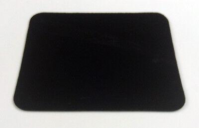 8 x 12 BLACK MAGIC CLOSE UP PAD Mat Small Magician Utility Card Coin Table Trick Coin Close Up Magic Trick