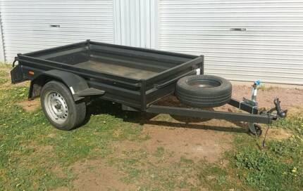 4' x 7' Trailer for sale Leeton Leeton Area Preview