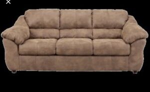 Couch & loveseat quick sale