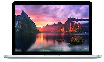 Apple Certified MacBook Pro Laptop 15.4 Retina 256GB QuadCore i7 16GB MJLQ2LL/A