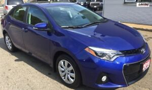 2016 Toyota Corolla SPORT REMOTE START HEATED SEATS BACK-UP CAME