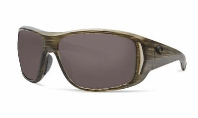 8d4272b7f4e0e New Costa Del Mar MONTAUK Polarized Sunglasses Bowfin Gray 580P MTK189OGP