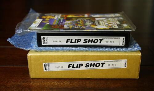 Battle Flip Shot 1 US English MVS Kit •Neo Geo JAMMA Arcade System • SNK Visco