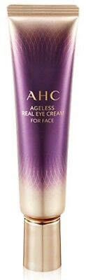 AHC Ageless Real Eye Cream for face Season7 30ml whitening Anti-wrinkle K-Beauty