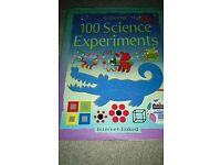 100 science experiments book
