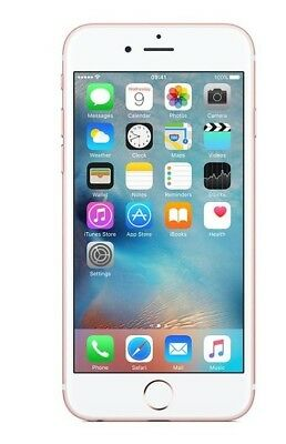 APPLE IPHONE 6S 16GB ROSE GOLD UNLOCKED CELLULAR PHONE CDMA GSM A1633 MKRF2LL/A for sale  Shipping to India