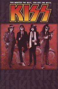 Kiss-volume-1-trade-paperback-IDW-Dressed-To-Kill
