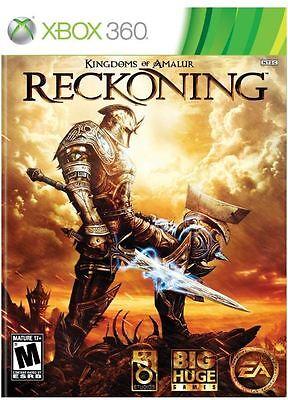 Electronic Arts Kingdoms Of AMALUR: Reckoning (Xbox 360) Brand