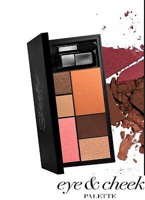 Sleek multipaleta Auge & Wange Farbpalette Make-up Eyeshadow + blush ()