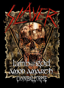 Looking for Slayer tickets- Ottawa