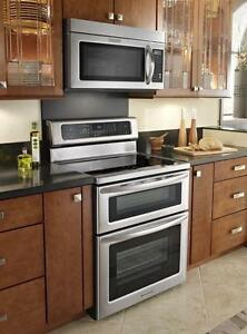 "30"" STOVES START AT $199.00 !! 1 YEAR WARRANTY STAINLESS STEEL WHITE BLACK"