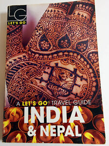 India and Nepal by Lets Go (PIERREFONDS)