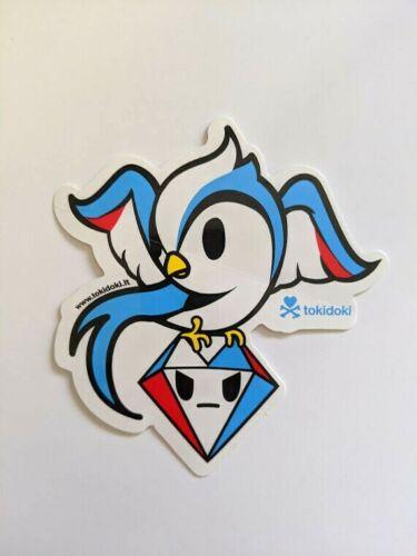 tokidoki sticker - Rondine