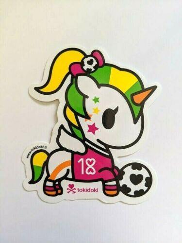 tokidoki sticker - Kick Star