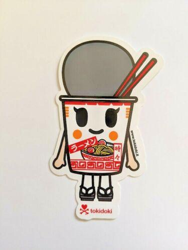 tokidoki sticker - Ruby Ramen