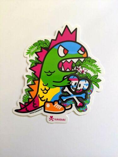 tokidoki sticker - Tokimon X