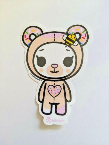 tokidoki sticker - Biscottina