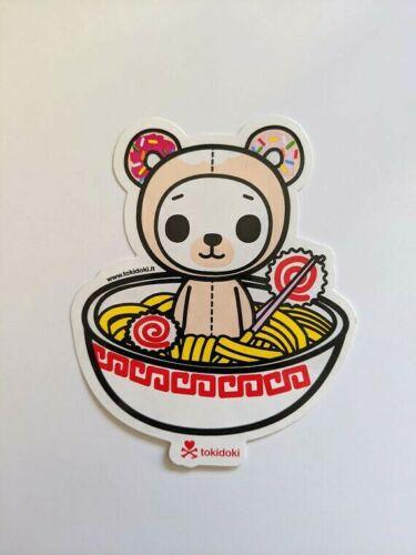tokidoki sticker - Biscotti Ramen