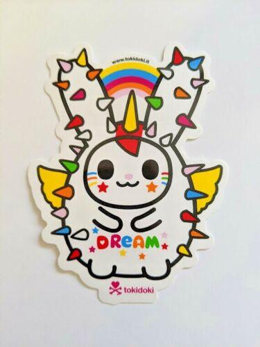 tokidoki sticker - Dreamer