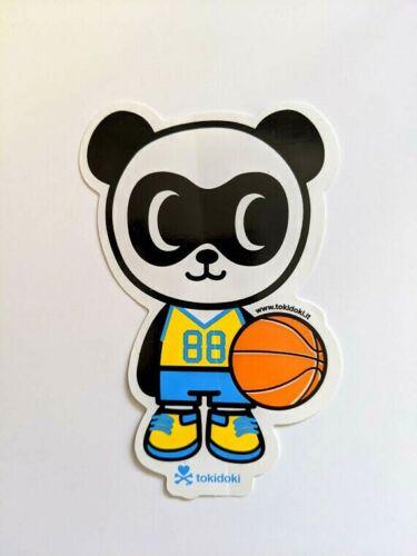 tokidoki sticker - Super Panda