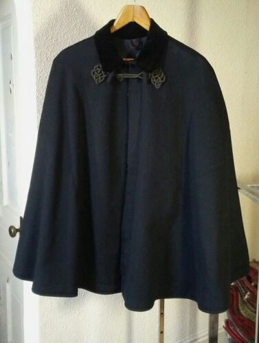 1912 Dated Knights Templar Cloak Cape, Masonic, Very Good Condition, No Mothing
