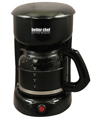 Better Chef 12 Cup Coffee Maker Cord Storage BLACK Grab a (Best 12 Cup Coffee Maker)