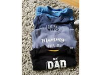 4 boys long sleeve tshirts